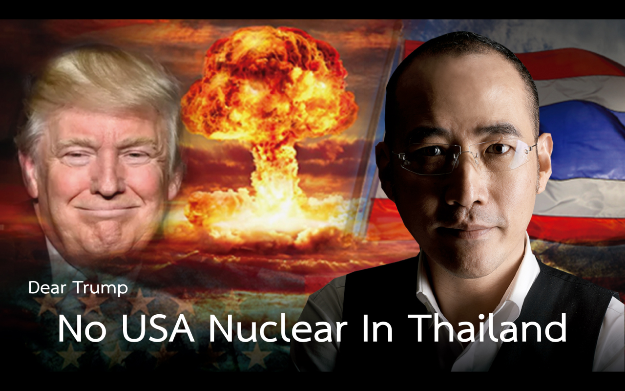 No USA Nuclear In Thailand